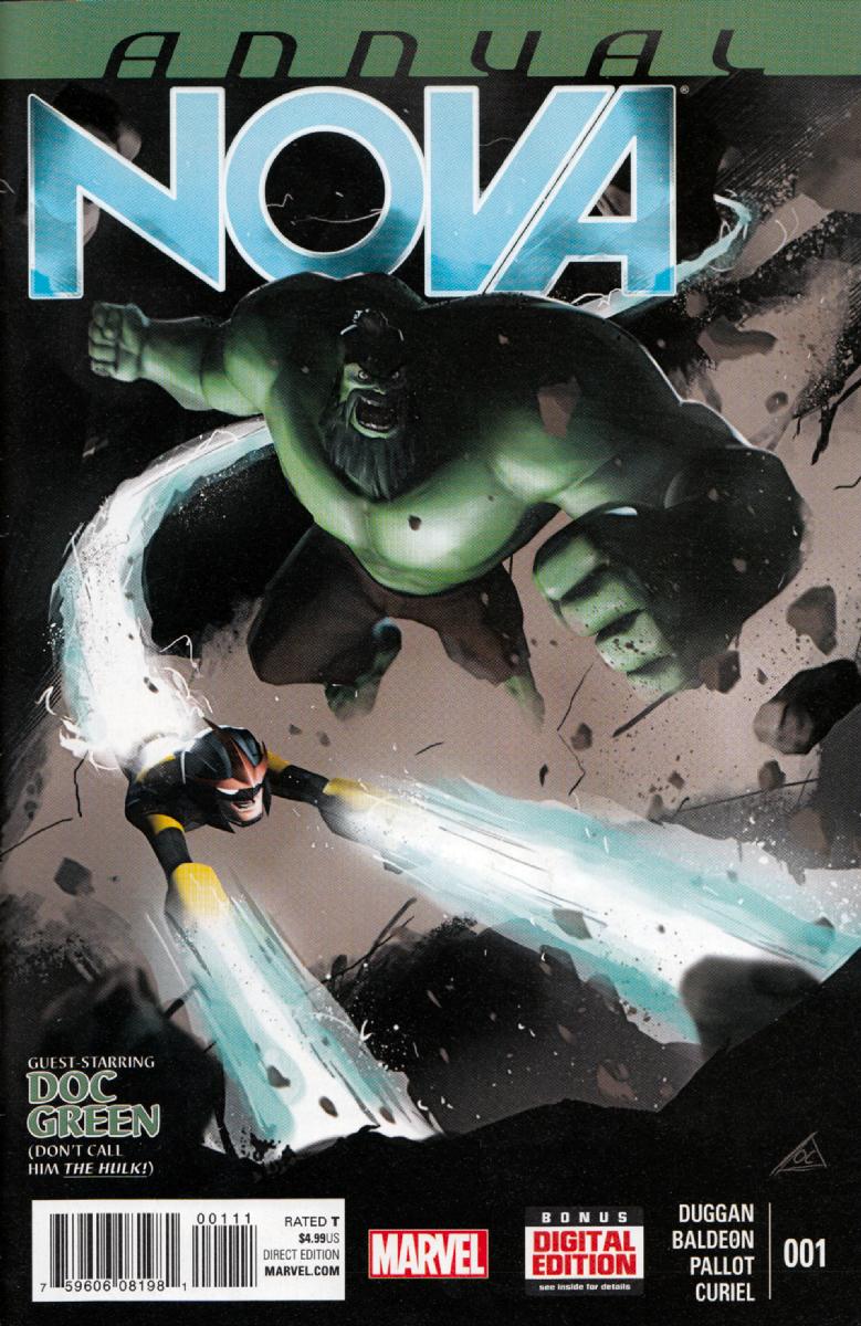 Nova Annual #1 (V6)