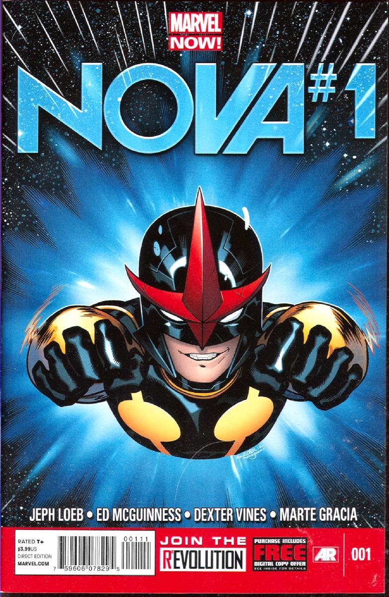 Nova #1 (V6)