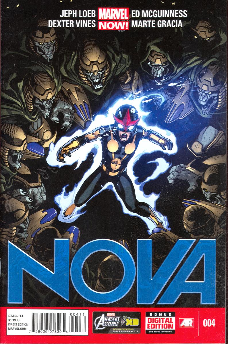 Nova #4 (V6)