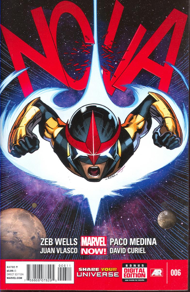 Nova #6 (V6)