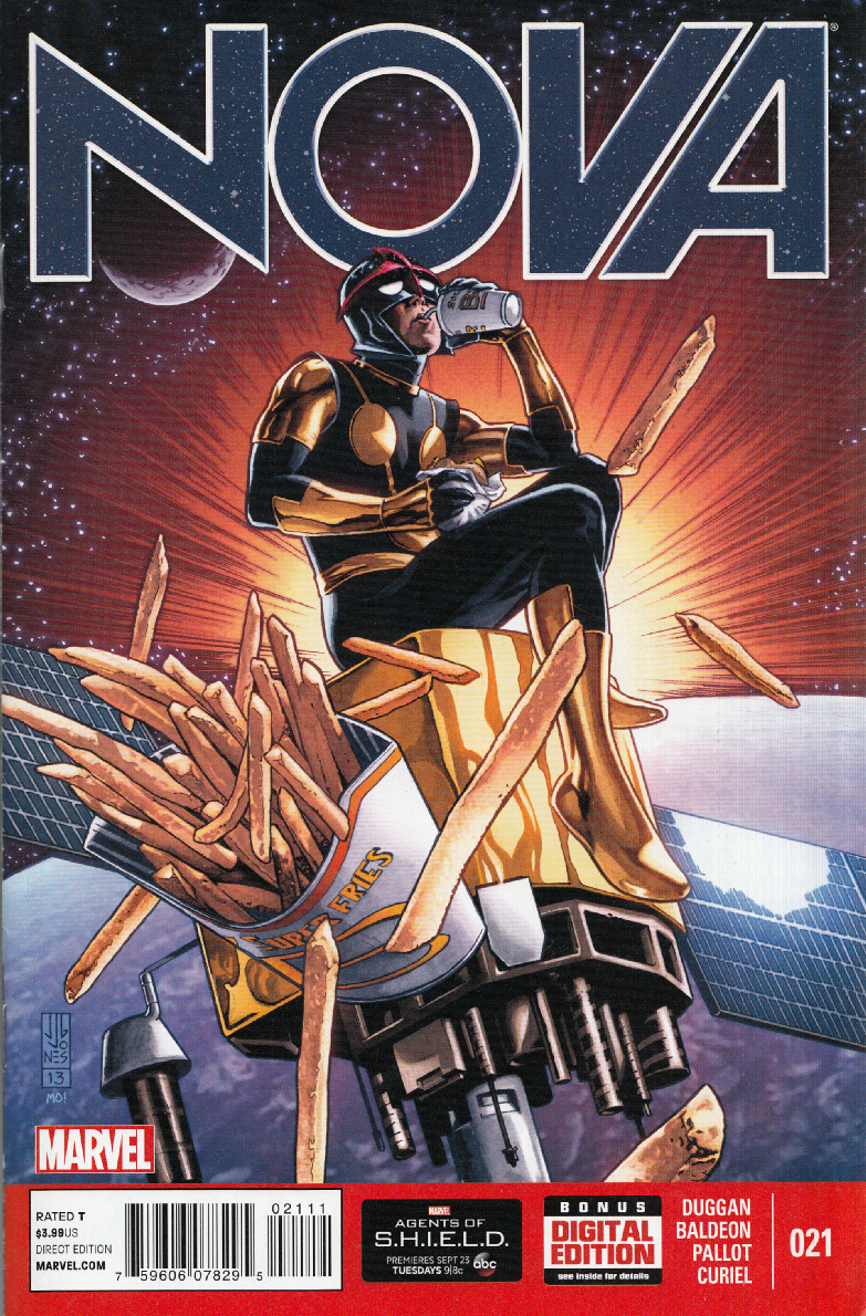 Nova #21 (V6)