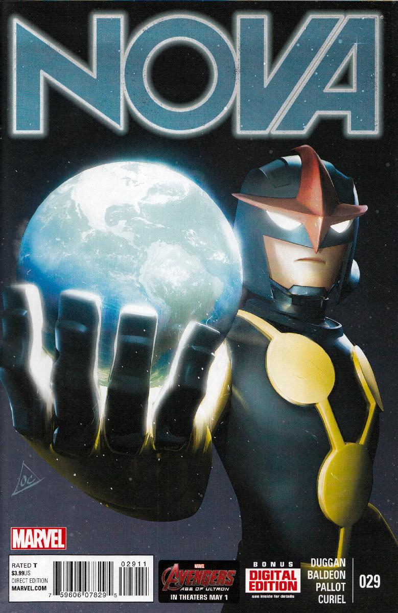 Nova #29 (V6)