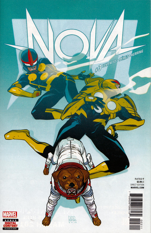Nova #3 (V8)
