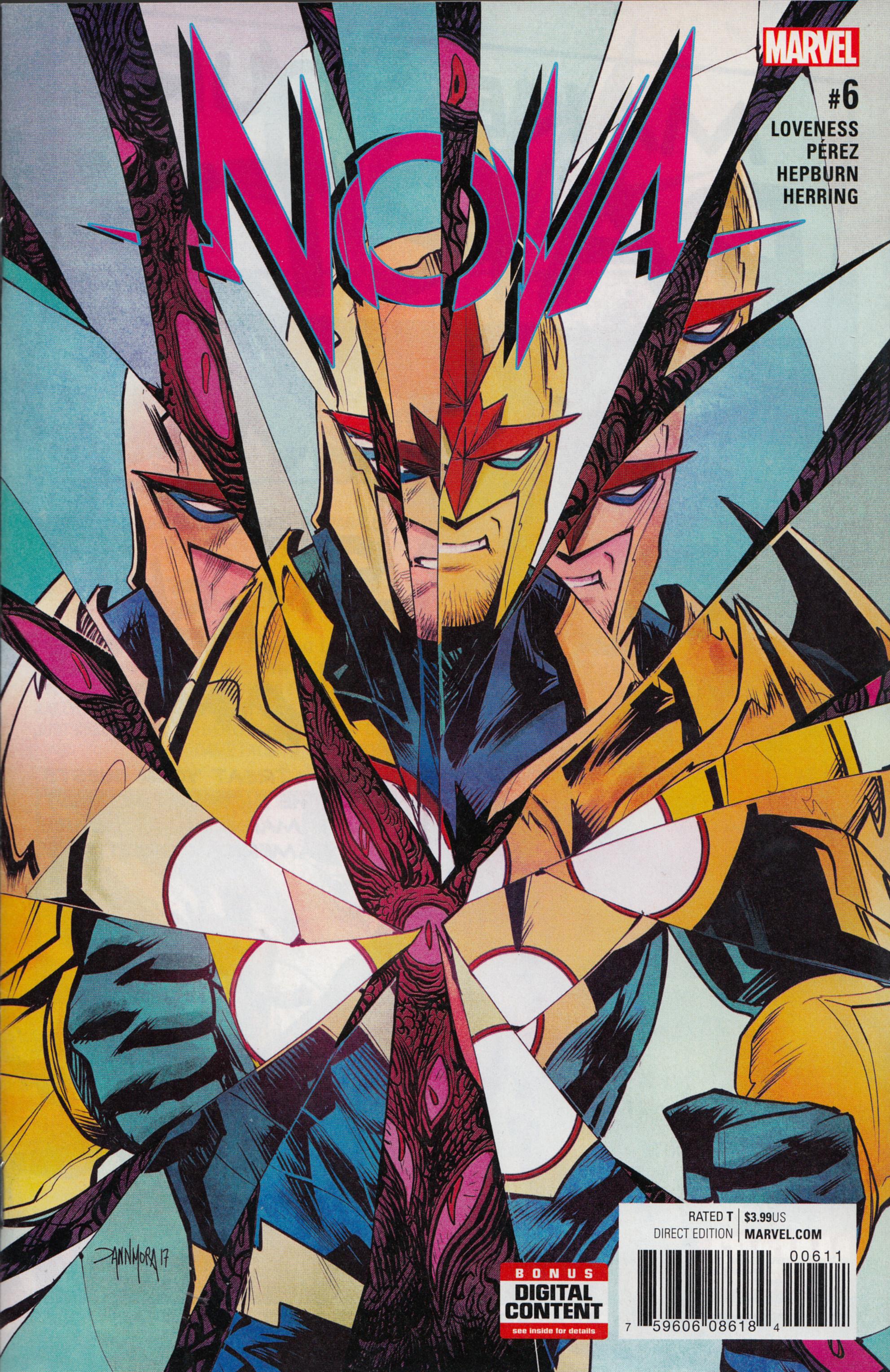 Nova #6 (V8)