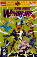 New Warriors Annual - #1