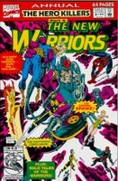 New Warriors Annual - #2