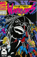 New Warriors Annual - #3
