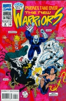 New Warriors Annual - #4