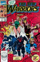 New Warriors #1 (Volume 1)