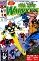 New Warriors #11 (Volume 1)