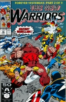 New Warriors Vol.1 - #12