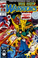 New Warriors #13 (Volume 1)
