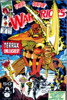 New Warriors Vol.1 - #16
