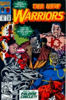 New Warriors #21 (Volume 1)