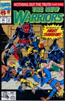 New Warriors Vol.1 - #24