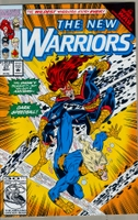 New Warriors Vol.1 - #27