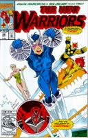 New Warriors Vol.1 - #28