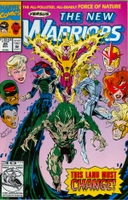 New Warriors Vol.1 - #29