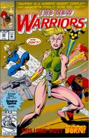 New Warriors #30 (Volume 1)