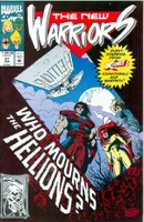 New Warriors Vol.1 - #31