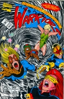 New Warriors Vol.1 - #32