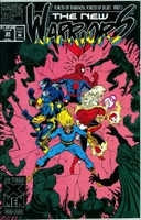 New Warriors Vol.1 - #34