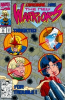 New Warriors Vol.1 - #35