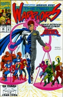 New Warriors Vol.1 - #36