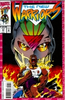 New Warriors Vol.1 - #37