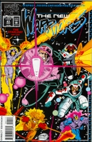 New Warriors #41 (Volume 1)