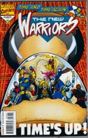 New Warriors Vol.1 - #50