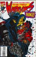 New Warriors #52 (Volume 1)