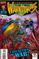 New Warriors #54 (Volume 1)