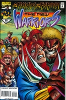 New Warriors #55 (Volume 1)