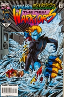 New Warriors #56 (Volume 1)