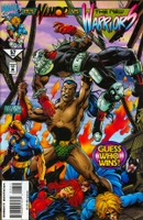 New Warriors #57 (Volume 1)