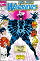 New Warriors Vol.1 - #6