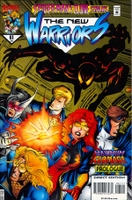 New Warriors #61 (Volume 1)