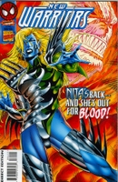 New Warriors Vol.1 - #65