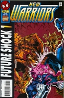 New Warriors #68 (Volume 1)