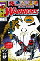 New Warriors #7 (Volume 1)