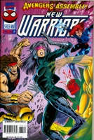 New Warriors Vol.1 - #72