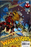 New Warriors #74 (Volume 1)