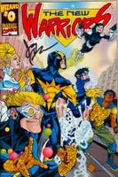New Warriors #0 (Volume 2)