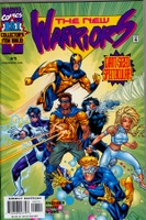 New Warriors #1 (Volume 2)
