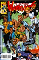 New Warriors Vol.2 - #10