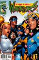 New Warriors #2 (Volume 2)