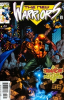 New Warriors Vol.2 - #3