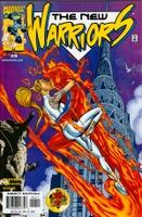 New Warriors #4 (Volume 2)