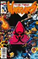 New Warriors #5 (Volume 2)